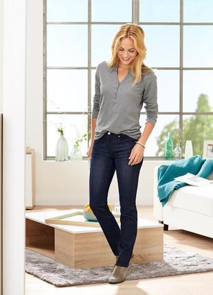 Качественные джинсы, моделирующие фигуру Tchibo. Раз.40 евро-46