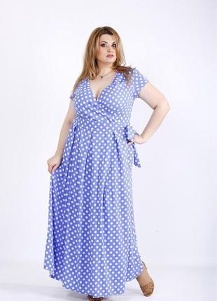 Платье женское в пол код Га-01188-3