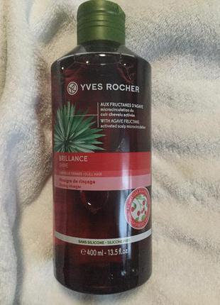 Оцет для сяяння волосся 400 мл ів ив роше yves rocher