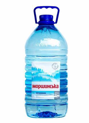 Пластиковые Бутылки(Баклажки) Из Под Питьевой Воды 6л