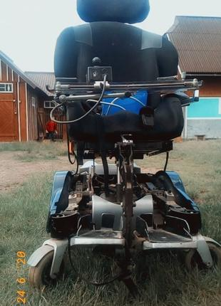 Инвалидна коляска