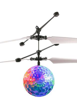 Летающий шар / светящийся / игрушка для детей