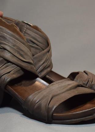 Босоножки airstep a.s. 98 сандалии сабо женские кожаные. итали...