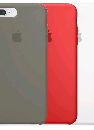 Чехол Силиконовый для iPhone 7/8 plus