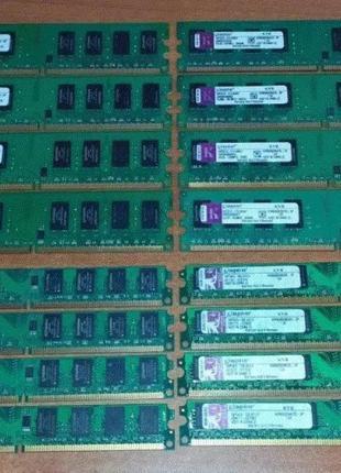 Kingston DDR2 2Gb 800MHz Оперативная память для AMD и intel