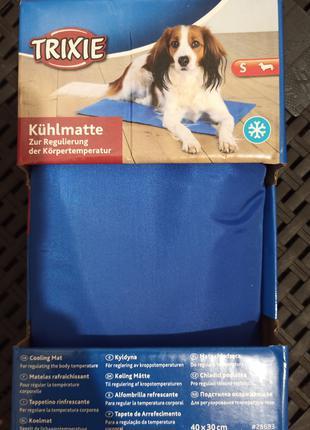 Охлаждающий коврик для собак и котов новый.