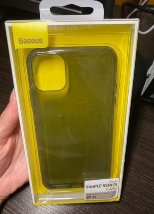 Чехол iPhone 11 Baseus