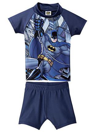 Купальный костюм солнцезащитный для мальчика batman lupilu раз...