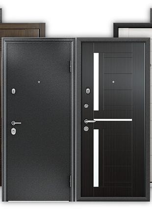 Эксклюзивные входные металлические двери