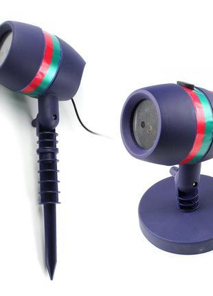 Лазерный звездный проектор star shower laser light для дома