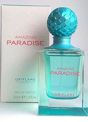 Paradise amazing женский аромат