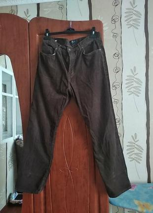 Фірмені вильветові штани під джинси