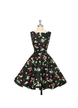 Котоновое платье grace karin