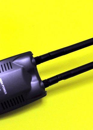 WIFI сетевая карта модуль усилитель мощная-USB интерфейс