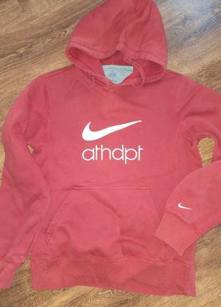 Кофта Nike athdpt худи лонгслив свитшот толстовка с капюшоном S
