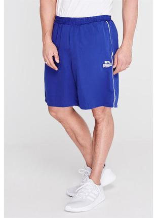 Мужские шорты синие lonsdale в наличии англия оригинал