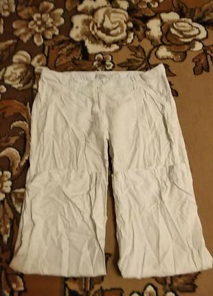 Літні льяні штани