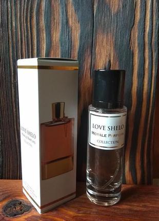 Парфюмированная вода для женщин версия chloe love