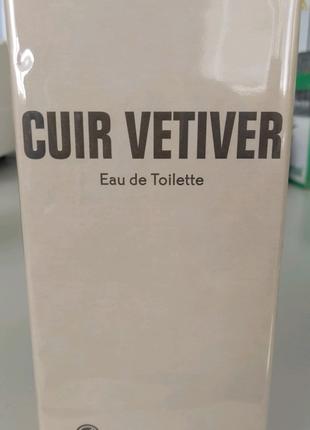 Мужская туалетная вода Cuir vetiver 100 мл