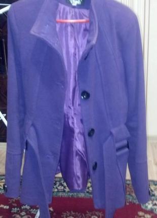 Кашамировое пальто