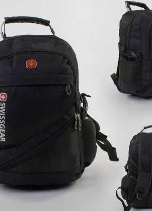 Рюкзак Swissgear 8810 Швейцарский Городской + Дождевик