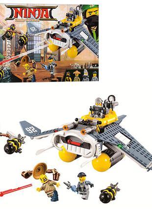 Конструктор Ниндзяго BELA Ninja (аналог Lego 70609) 365 дет 10716