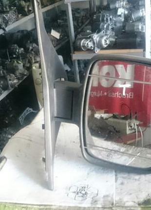 Правое зеркало Мерседес Вито 638 Mercedes Vito 638 механическое