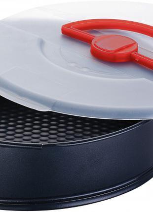 Разъемнаяч форма для выпечки RENBERG Baking с крышкой d 26,0 см