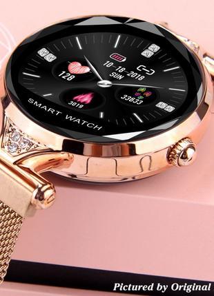 Женские умные смарт часы Smart Watch H1.Фитнес браслет.Часы-брасл