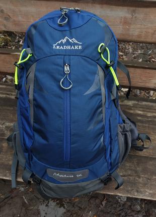 Рюкзак Leadhake Adventure 50 L каркасный с дождевиком