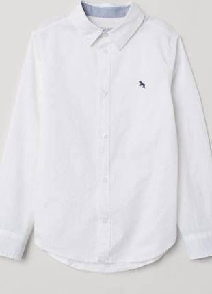 Рубашка hm h&m