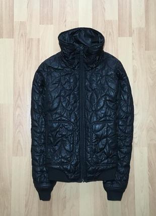 Жіноча куртка adidas originals trefoil winter jacket black жен...