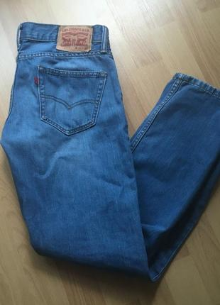 Чоловічі джинси levi's 511 мужские джинсы