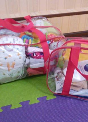 Набор сумок в роддом