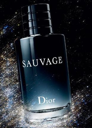 EDT Туалетная вода для мужчин Christian Dior Sauvage