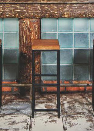Барные стулья лофт. Мебель под заказ