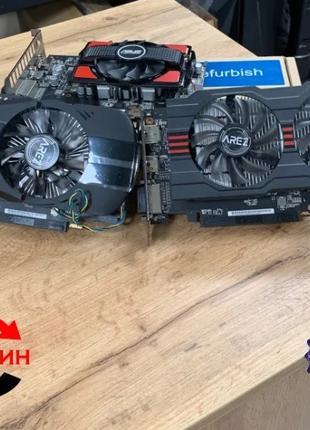 Видеокарты Asus RX 550/560 2Gb 4Gb Гарантия (570, 480)