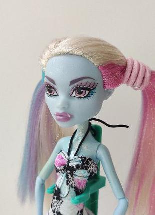 Кукла Эбби Монстер Хай (Abbey Monster High Skull Shores)