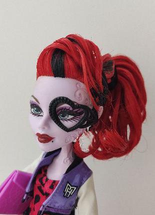 Кукла Оперетта Монстер Хай (Operetta Monster High Picture Day)