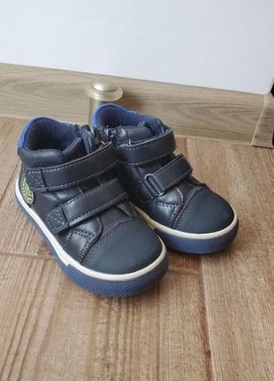 Демисезонные ботинки Clibee, 22 размер