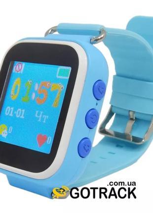 Smart Baby Watch Q60 - Детские смарт часы с GPS трекером Акция!
