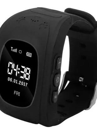 Smart Baby Watch Q50 - Детские смарт часы с GPS. Есть все цвета!