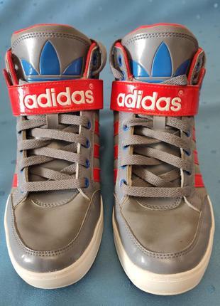 Кроссовки adidas 38 и 2/3, 24 см.