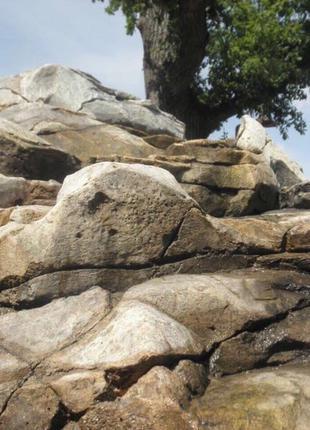 Камень из декоративного бетона