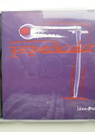 "Компакт диск Deep Purple ""Purpendicular"""