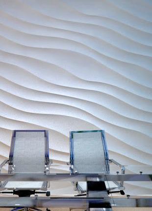 Гипсовые 3D панели Dune