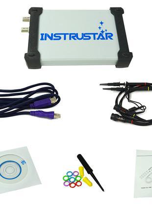 Двухканальный цифровой осциллограф ISDS205A USB анализатор спектр