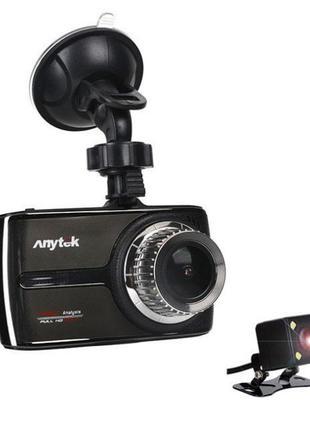 """Видеорегистратор сенсорный Anytek G66 3.5"""""""