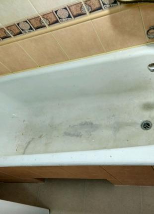 Реставрація ванн з гарантією, ремонт ванн, реставрация ванны