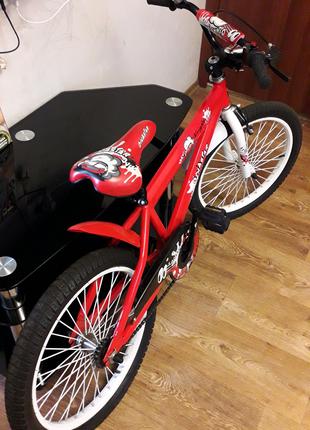 Детский велосипед, диаметр колеса-20
